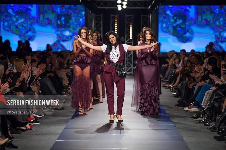 Kreirati uspešnu modnu kolekciju je poduhvat, ali udahnuti joj energiju, značenje i simboliku poseban je izazov.